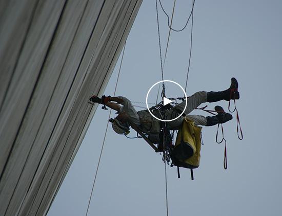 ロープアクセス技術とは