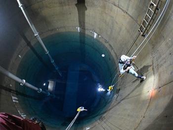 構造物調査・トンネル等の点検
